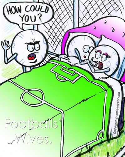 Football humour