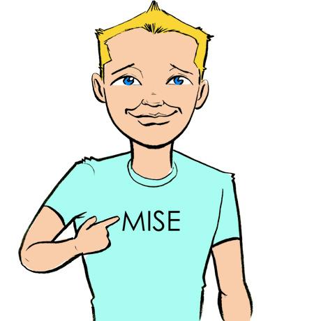 Irish Personal Pronouns Mise Cartoon Cartún