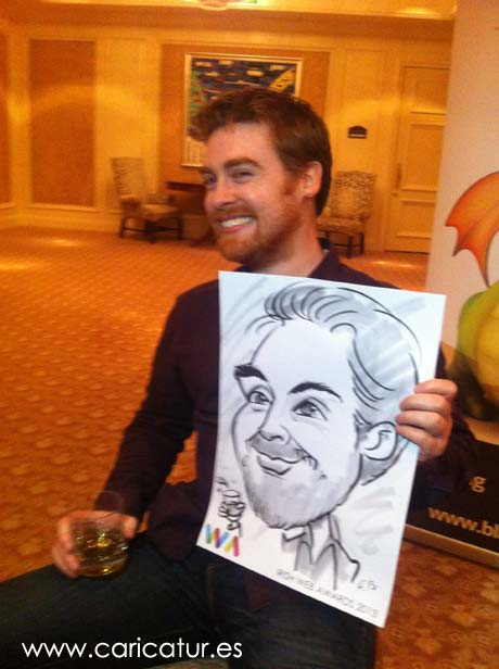 Caricatures by Allan Cavanagh www.caricatures-ireland.com