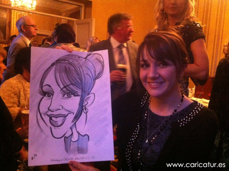 vienna woods hotel entertainment Caricatures Ireland