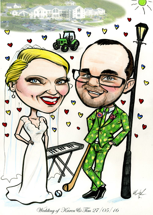 allan-cavanagh-cartoons-caricatures-weddings