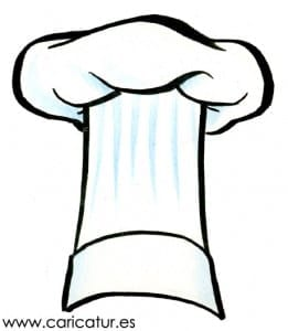 Chef's Hat Cartoon