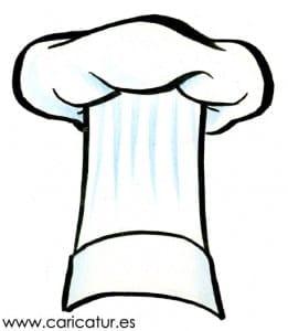 Chef's Hat Cartoon