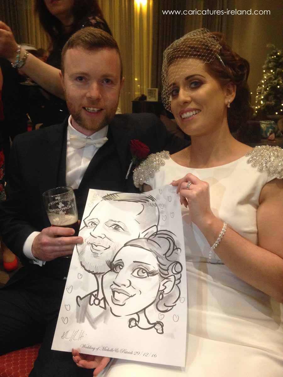 Caricature Artist Ireland