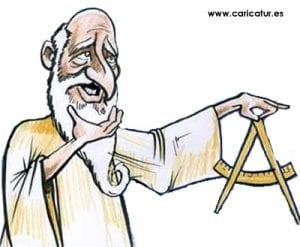 Archimedes Cartoon