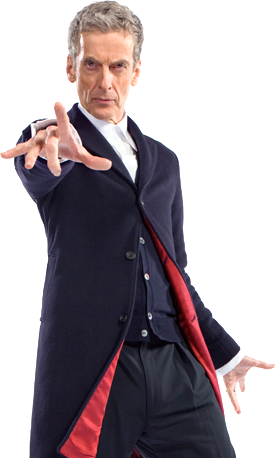 12th Doctor Peter Capaldi