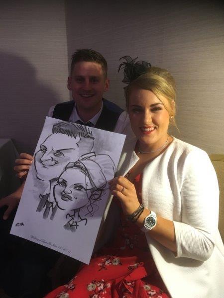 Caricatures Ireland