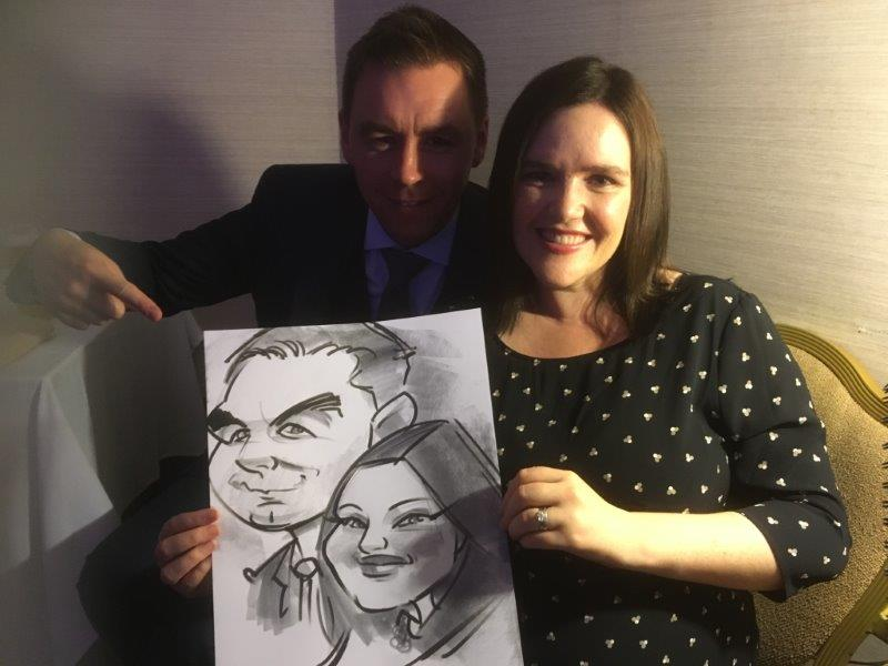 Caricature Artist Dundalk
