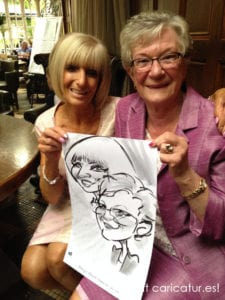 Wedding Entertainment Kilkenny Caricature Artist Allan Cavanagh