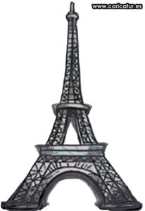 Eiffel Tower Cartoon Clipart – Free Cartoon of the Eiffel Tower