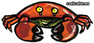 Crab Cartoon Clipart: Free to Use Stock Crab Cartoon