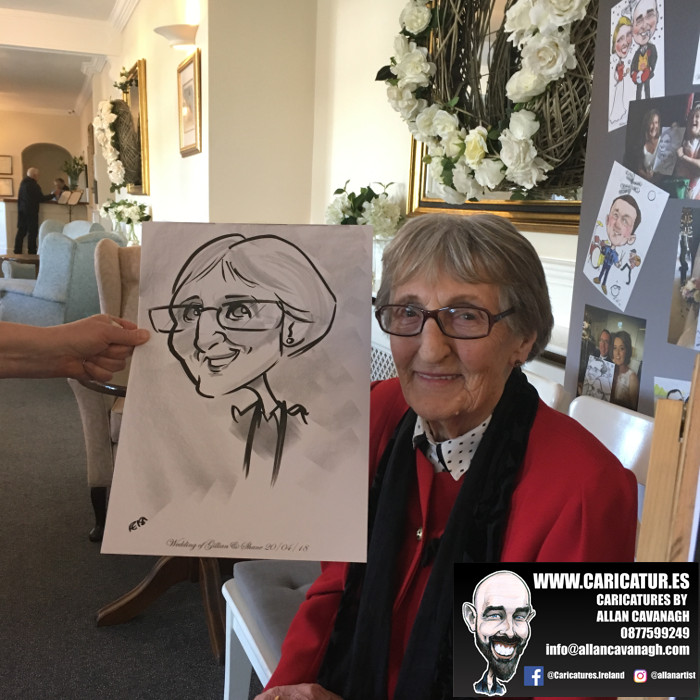 Caricature Artist Cork