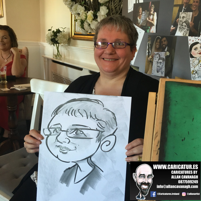 walter raleigh hotel wedding caricatures � caricatures