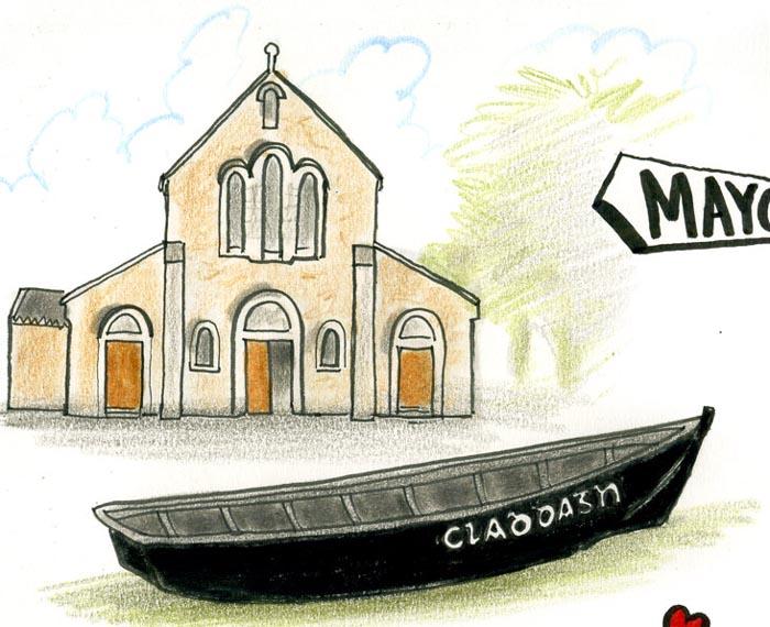 claddagh hooker claddagh church galway