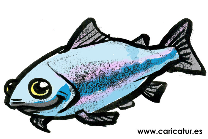 fish cartoon clipart free 700px