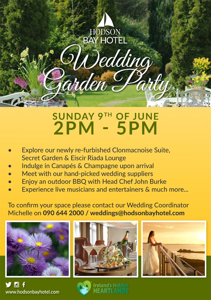 HODSON BAY WEDDING FAIR JUNE 2019