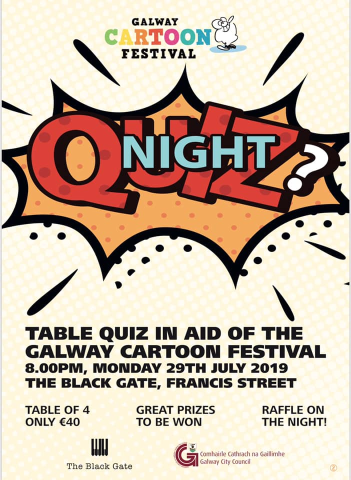 table quiz galway