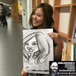 caricature artist facebook dublin 21