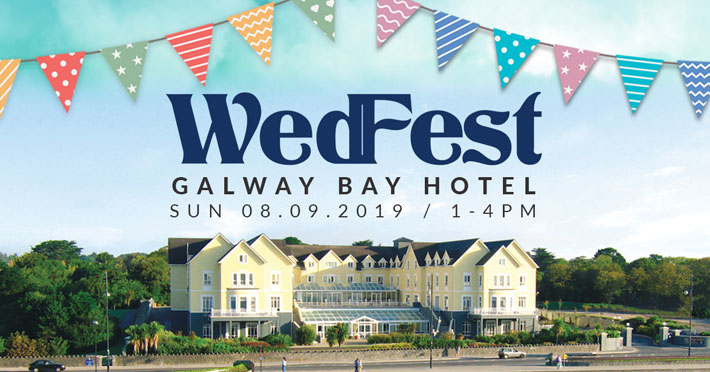 Galway Bay Hotel Wedding Fair Wedfest September 2019