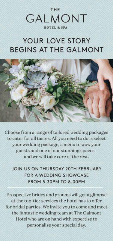 GALMONT WEDDING SHOWCASE 20 FEBRUARY 2020