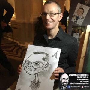 corporate entertainment ideas killarney kerry ireland caricature artist branding opportunity 21