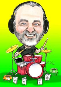 digital caricatures order online delivered by email